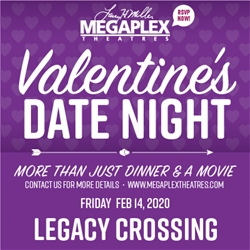 Centerville - Legacy Crossing ~ Valentine's Date Night ~ Friday, 2/14