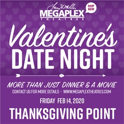 Thanksgiving Point, Lehi ~ Valentine's Date Night ~ Friday 2/14